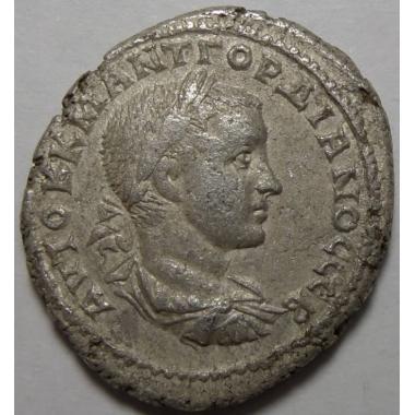 Гордиан III, тетрадрахма Антиохия, Сирия. 240