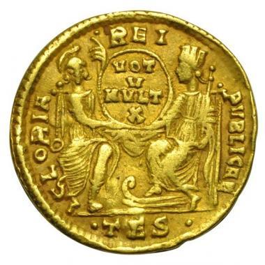 Констанций Галл Цезарь (351-354 гг.).