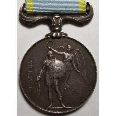 Медаль за Крымскую войну.